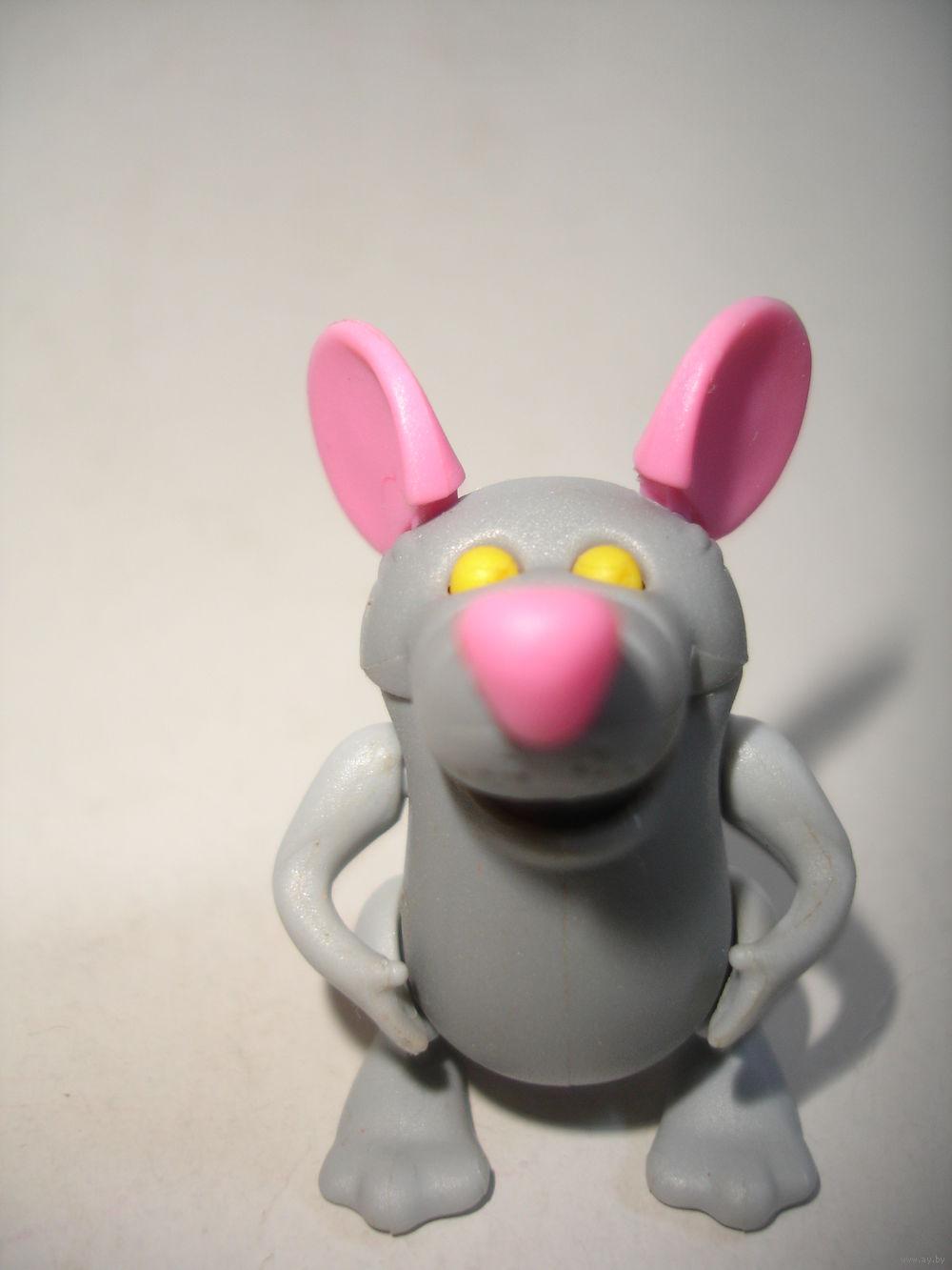 Как сделать мышку из киндера