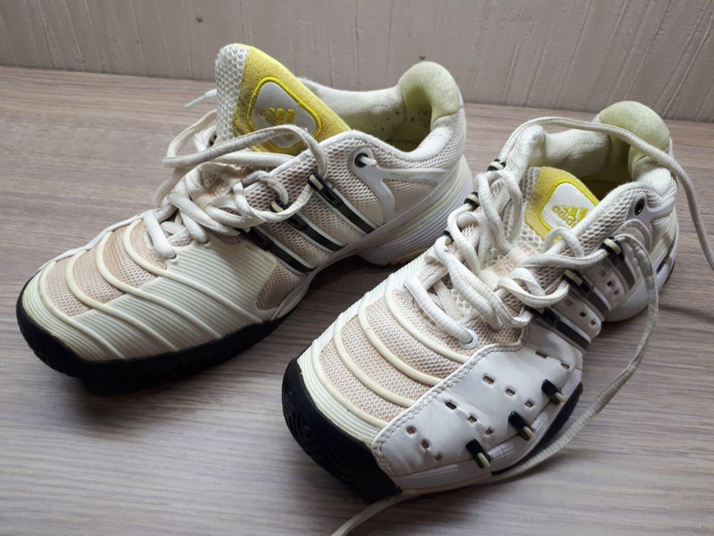 4b7ccdf61 Спортивные, Теннисные кроссовки Adidas Barricade. Купить в Минске ...