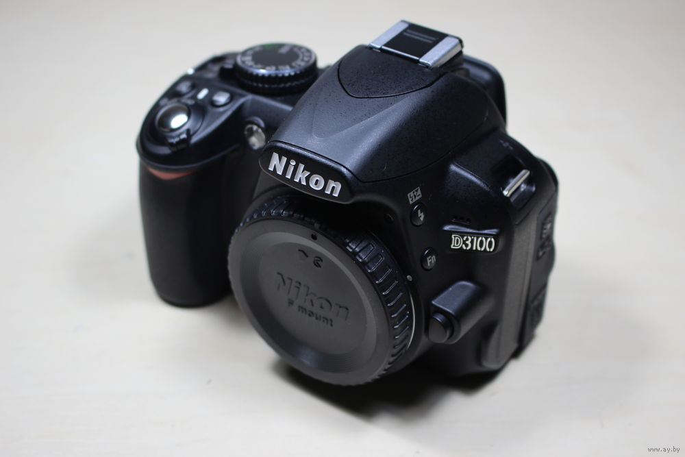 Фотоаппарат Nikon D3100 Body. Купить в Минске — Фотоаппараты Ay.by ... 5d7e11abeb0
