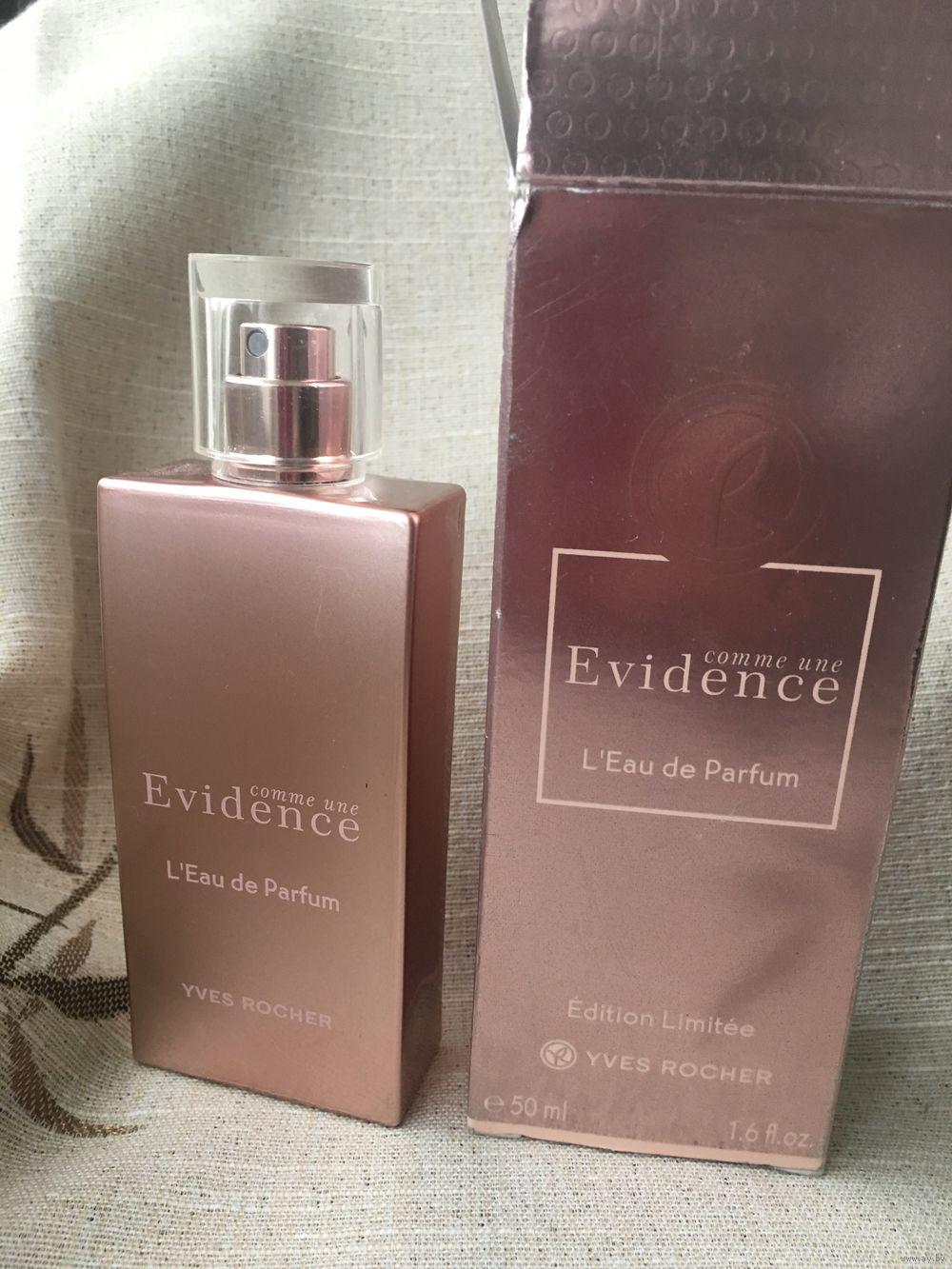 Yves Rocher Comme Une Evidence Leau De Parfum 50 Ml изначально