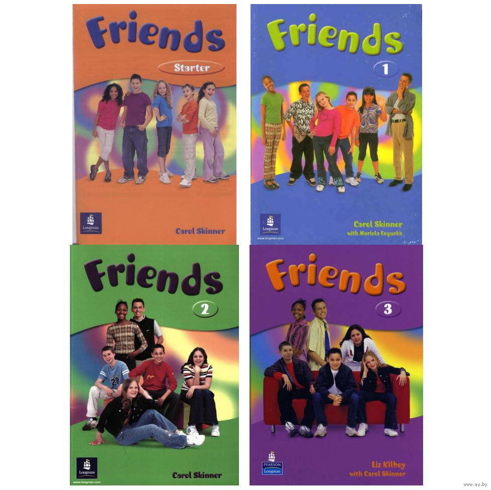 Учебнику friends решебник английского языка
