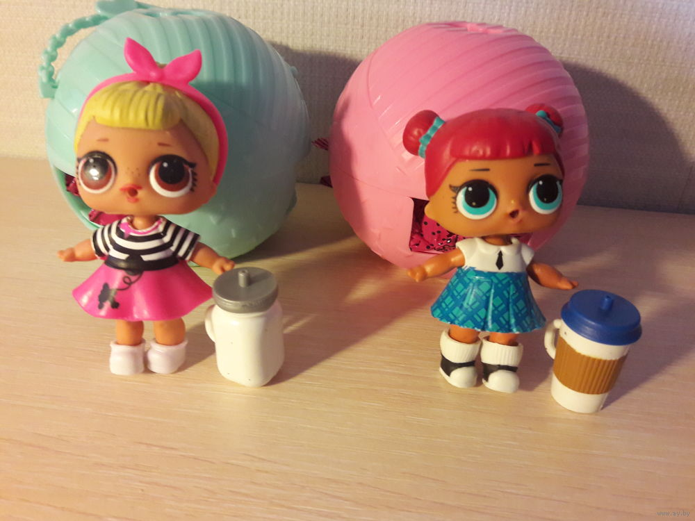 Куклы ЛОЛ Про школу и дружбу девочек lol Мультик про