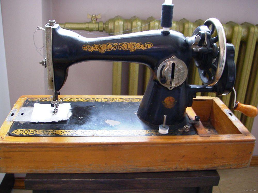 Швейные машинки пмз им калинина инструкция