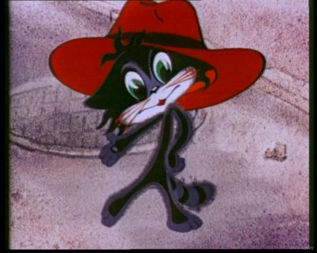 мультфильм про котят трех