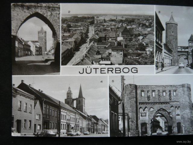 Архивы старых фото Германия ютербог